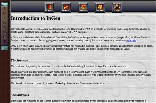 In Pictures: Relive the 1990s with these ancient, still-functioning websites