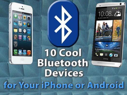 In Pictures: 10 cool Bluetooth devices for your iPhone or Android