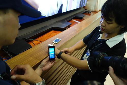Foxconn eyes smart watches with wristband technology