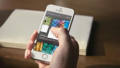 Facebook launches mobile news app Paper