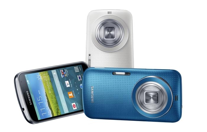 Samsung's amalgam smartphone-camera goes on sale in Australia