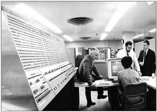 In pictures: The (mostly) cool history of the IBM mainframe