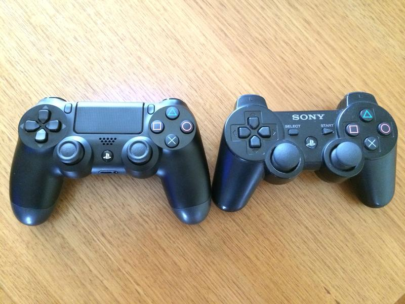 A closer look at the Sony PS4 and DualShock 4 controller