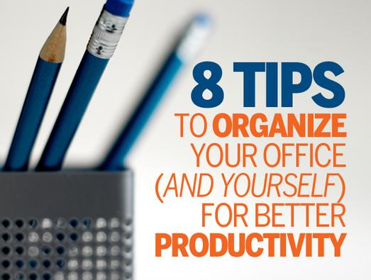 In Pictures: 8 simple ways to increase your office productivity