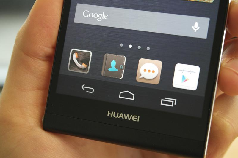 Hands-on with the world's thinnest smartphone, Huawei's Ascend P6