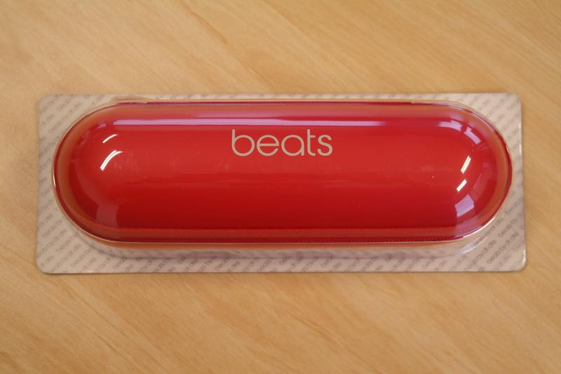 Hands-on with the Beats Pill