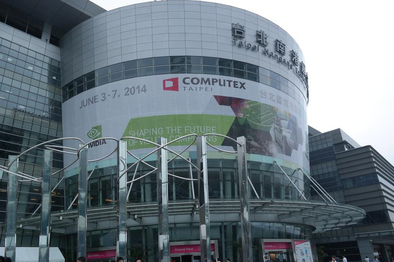 From Mustangs to gaming laptops: The best of Computex 2014