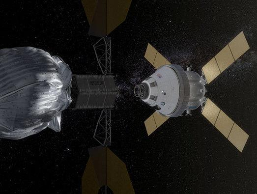 In Pictures: NASA's ambitious asteroid grabbing mission