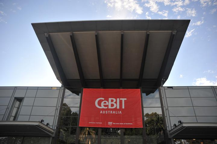 IN PICTURES: CeBIT 2015, Sydney, Trade Show