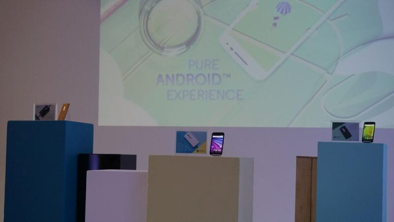 Hands-on: Motorola Moto X Style, Play and Moto G in photos