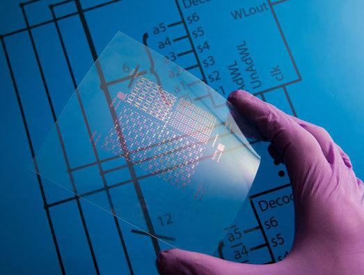In Pictures: History of flexible displays