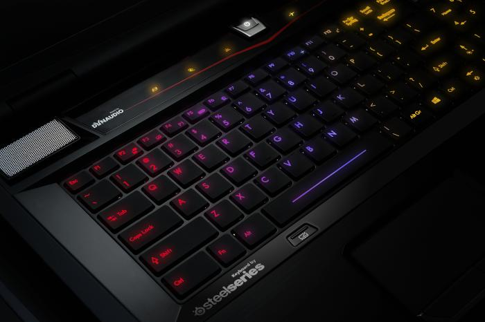 MSI hopes to dominate gaming market with GT70 notebook