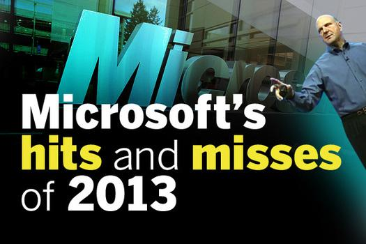 In Pictures: Microsoft's most monumental hits, misses, and moments of 2013