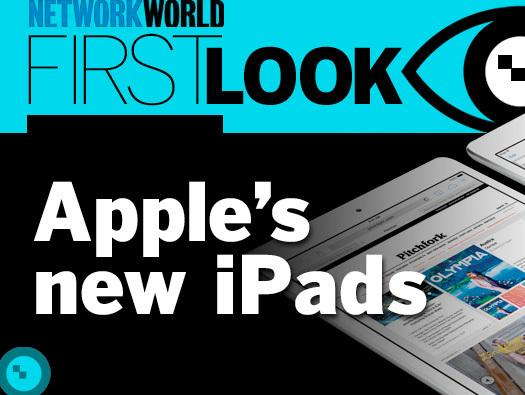 In pictures: Apple iPad Air and more