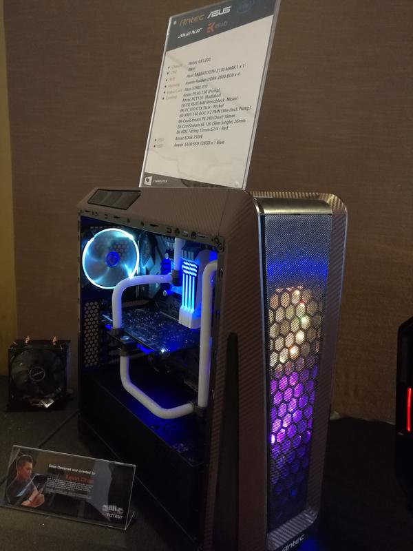 Computex: Antec shows new, unreleased cases and coolers