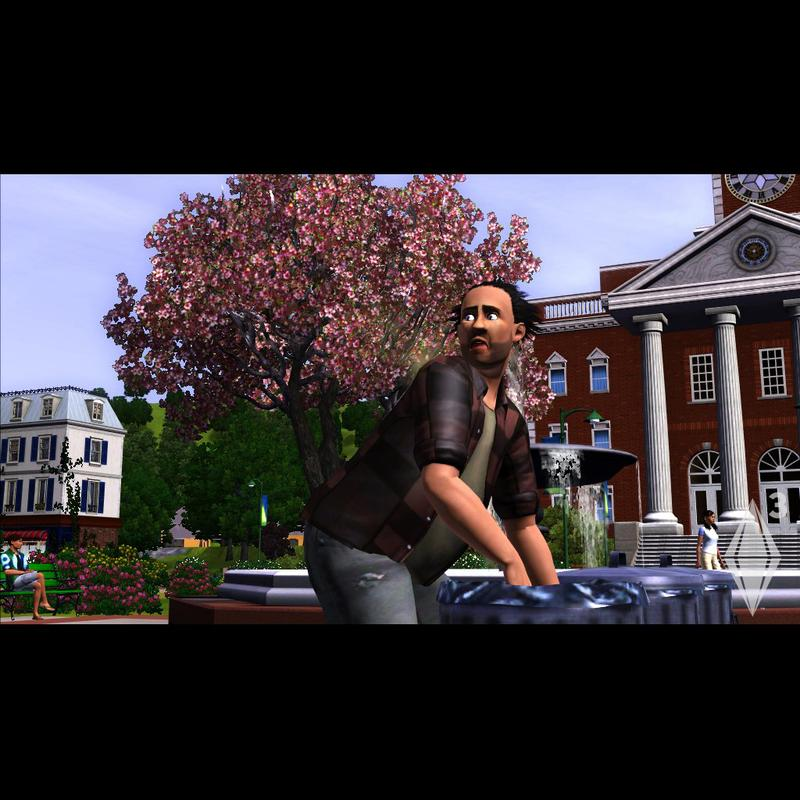 Character manipulation reaches new heights with The Sims 3