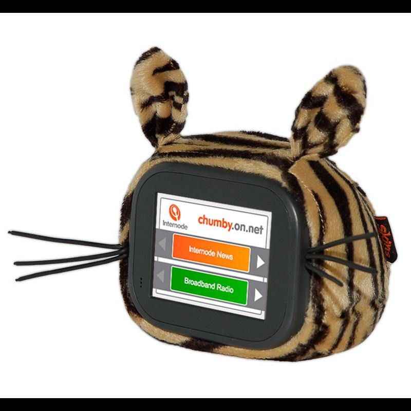 Internode launches chumby in Australia
