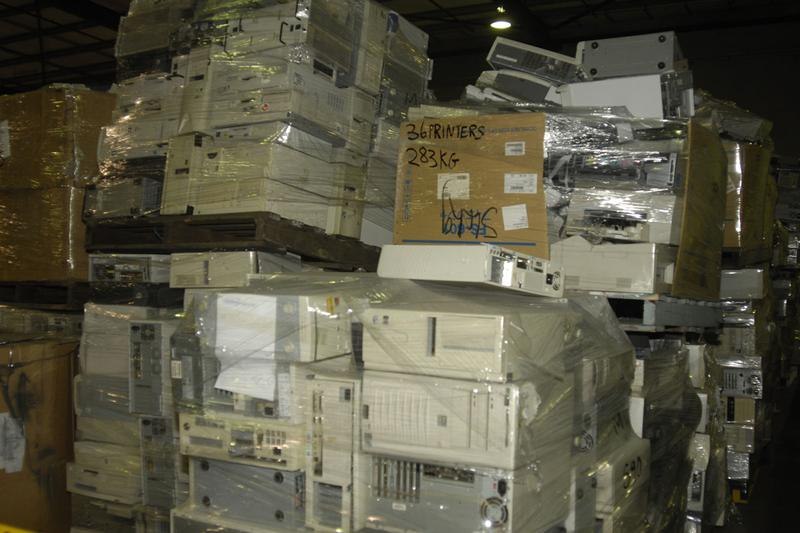 Aussie computer recycling plant saves 20,000 tonnes of e-waste