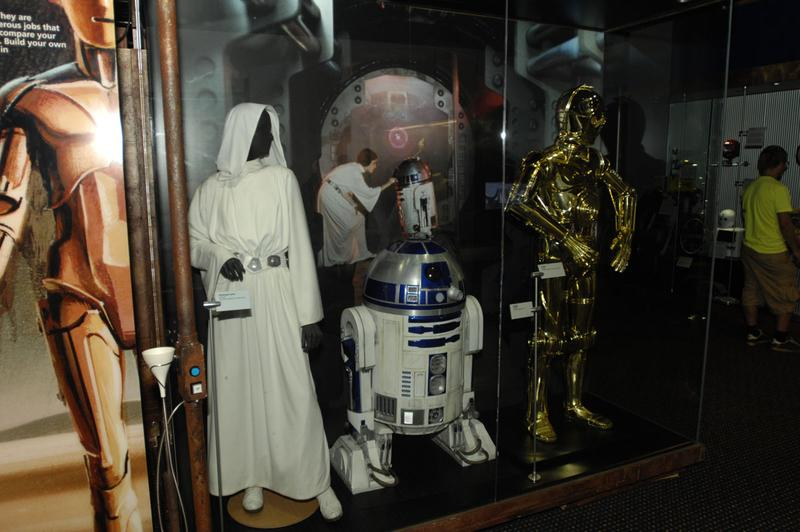 In pictures: Blast from the Past 7 - 30 years of Star Wars technology