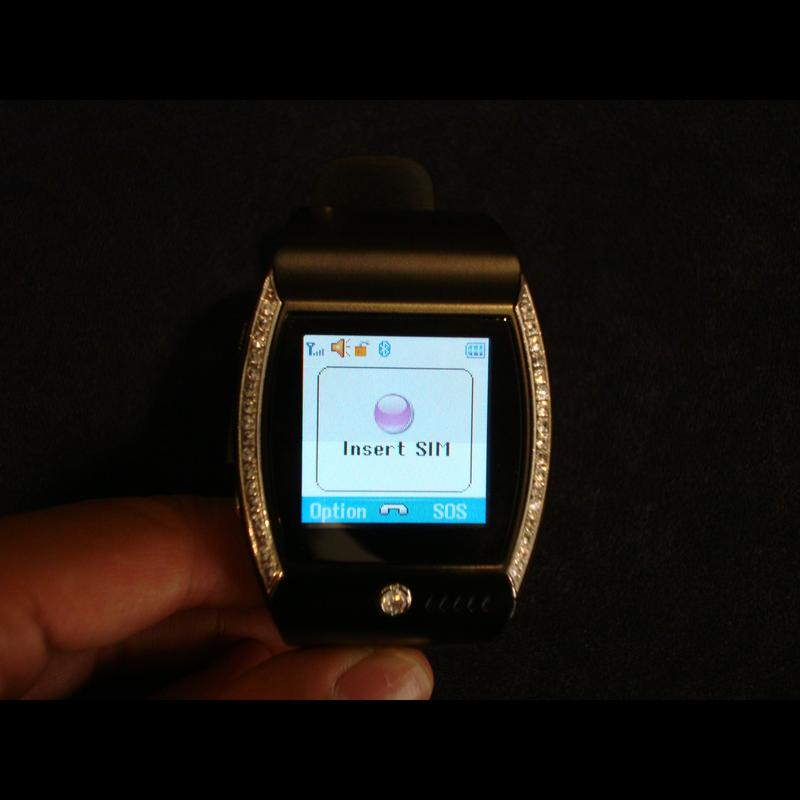 In pictures: Australian company launches 'smart' watch phones