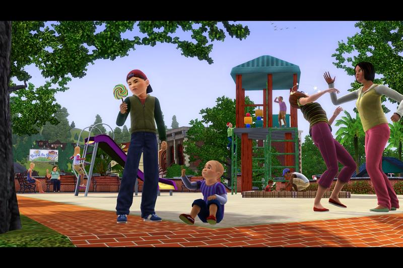Electronic Arts delays The Sims 3