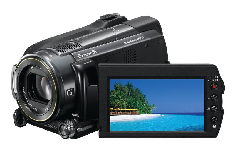 New Sony Handycam range unveiled