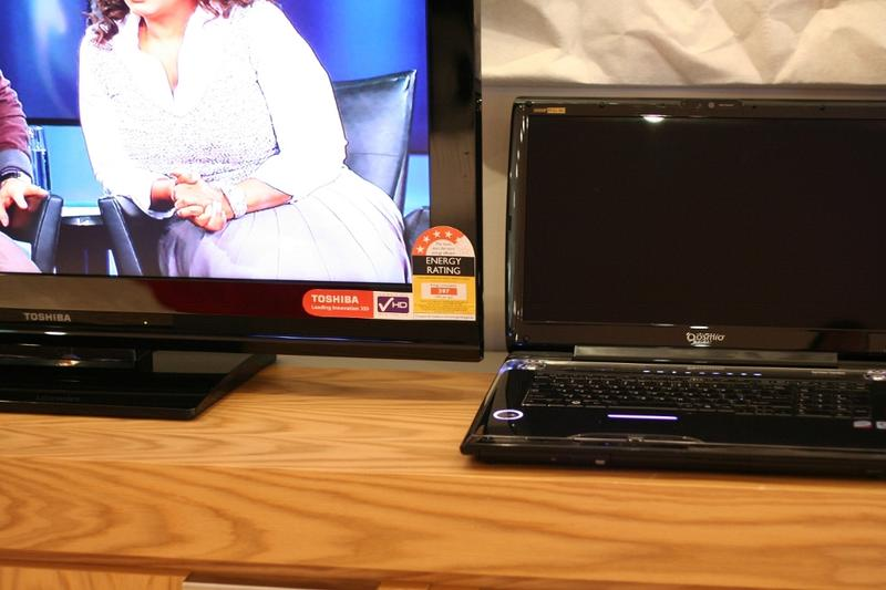 In pictures: Toshiba's CV550A, XV560A and XV550A Full HD televisions