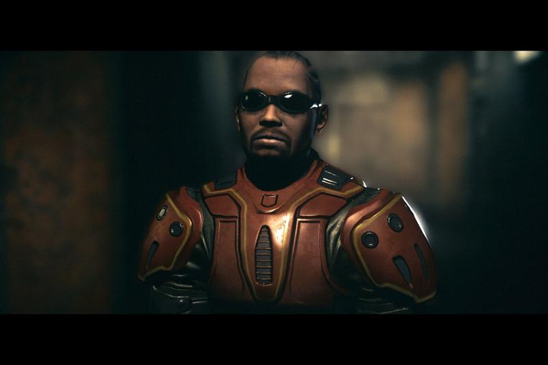 New Chronicles of Riddick game nears completion