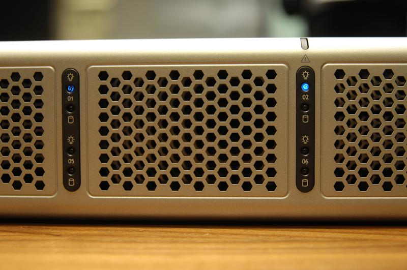 In pictures: Taking apart D-Link's xStack DSN-2100-10 SAN array