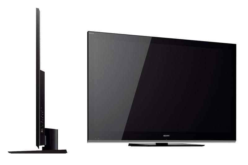A closer look at Sony's 3D LED TVs