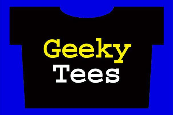 10 geeky T-shirts
