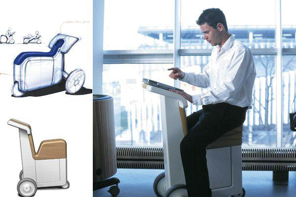 The future office: Yesterday, today, and tomorrow