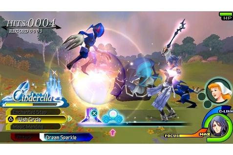 Gallery: Latest Kingdom Hearts: Birth By Sleep screenshots
