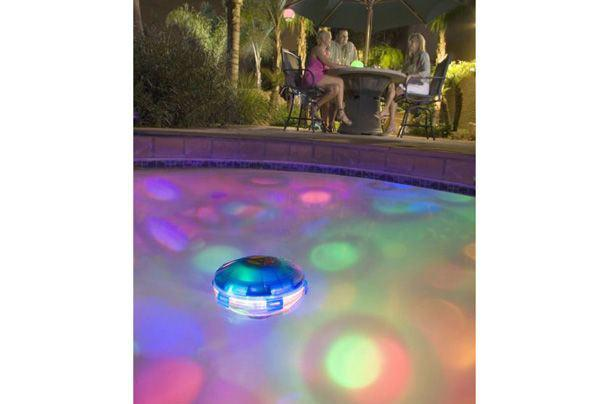 Punch up your pool with great tech gadgets