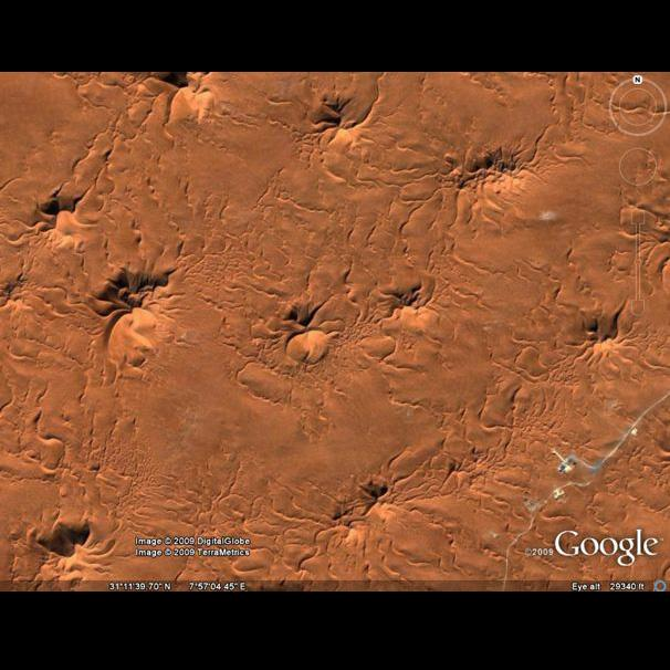 SLIDESHOW: The strangest sights in Google Earth