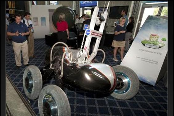 NASA amps up wicked cool competitive prize program