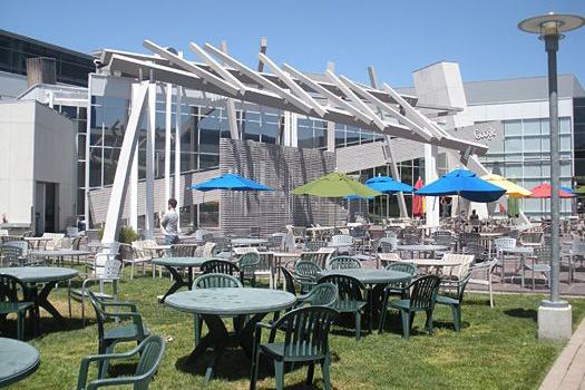 Visual tour: Visiting the Googleplex