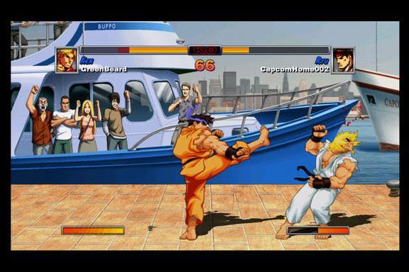 Preview Street Fighter II Turbo HD Remix