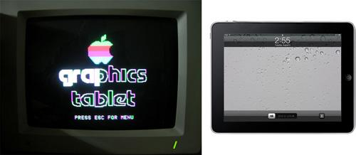 Face-off: 1979 Apple Graphics Tablet vs. 2010 Apple iPad