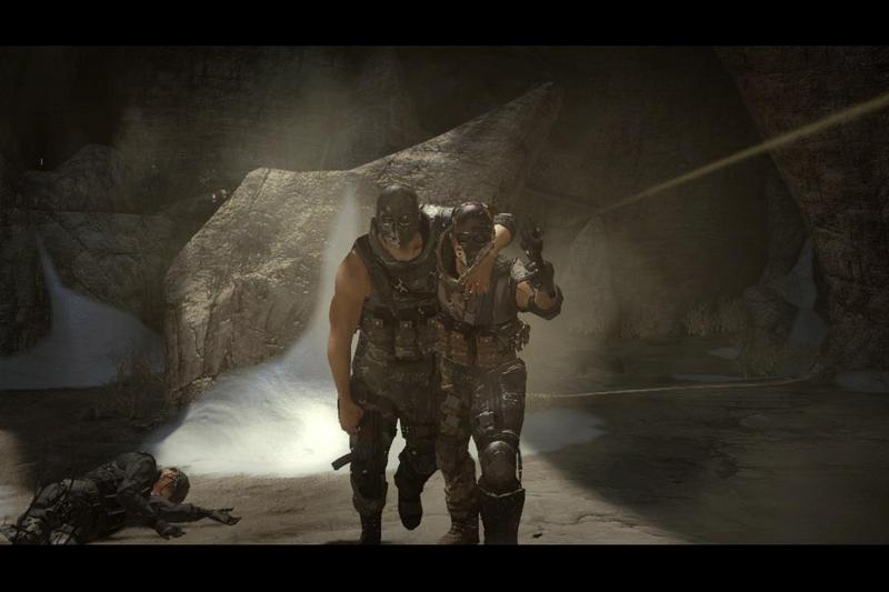 Army of Two in pictures