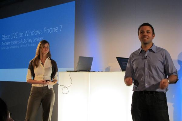 In Pictures: Windows Phone 7 Australian launch