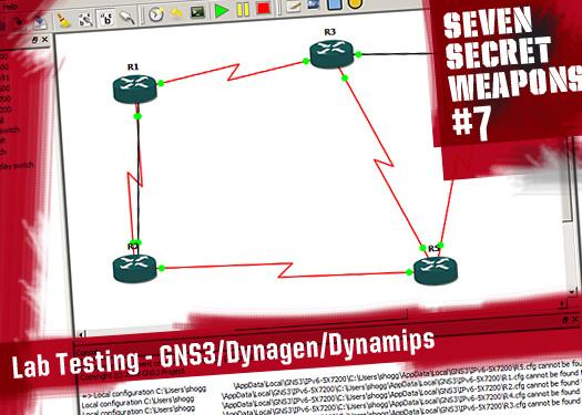 Seven secret weapons for network management on a budget