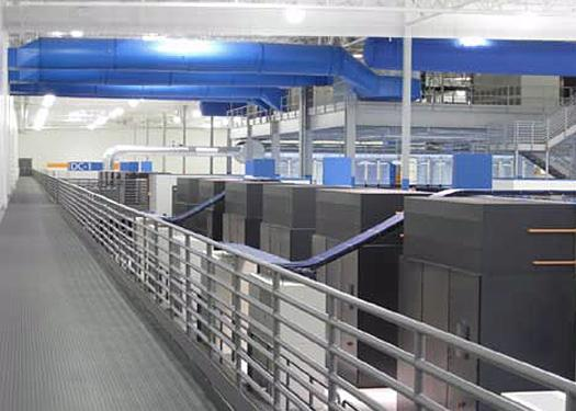 The world's coolest data centers