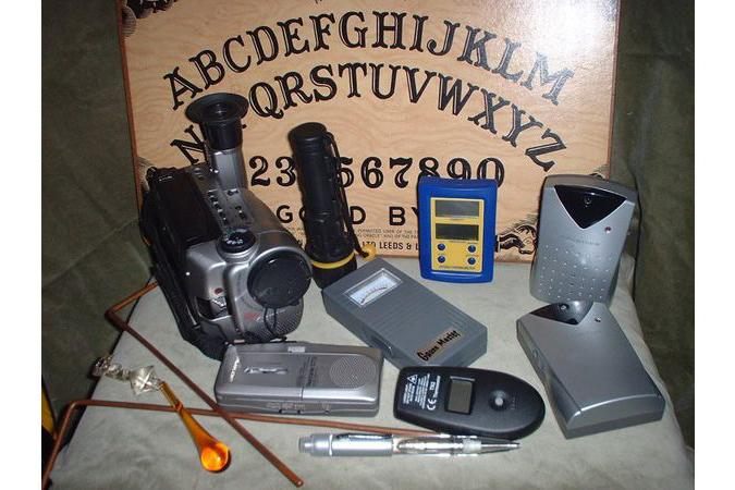 A ghost-hunter's tech toolkit
