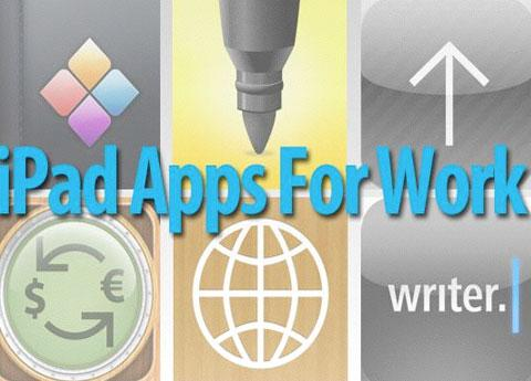 Top 15 essential iPad apps for work