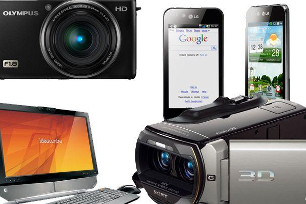 The hottest products at CES 2011 (so far)