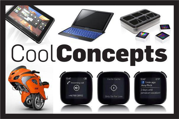 CES Concept Tech: 16 Gizmos Worth Waiting For
