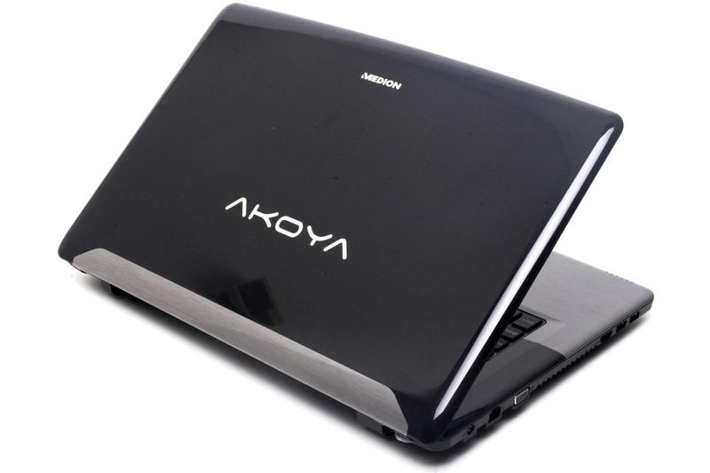 In pictures: The Medion Akoya E7220 (MD 98740) notebook