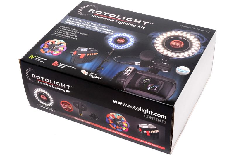In pictures: unboxing the Rotolight LED video light