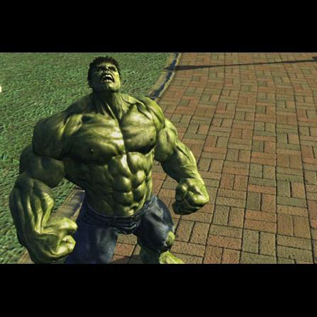 In pictures: The Incredible Hulk